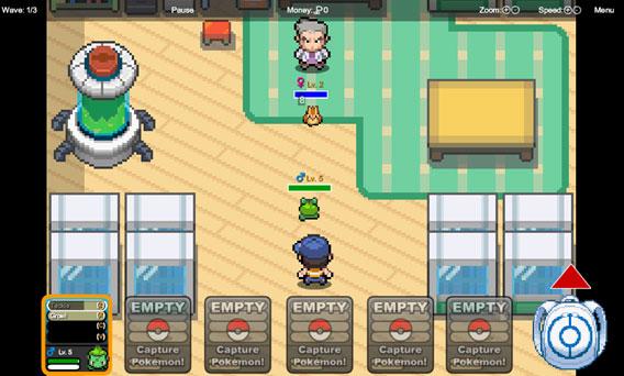 pokemon tower defense 2 story mode: lab